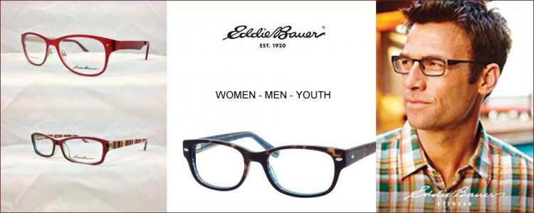 back to top eddie bauer cfe carmel horn rim designer eyeglasses frames - Eddie Bauer Eyeglass Frames