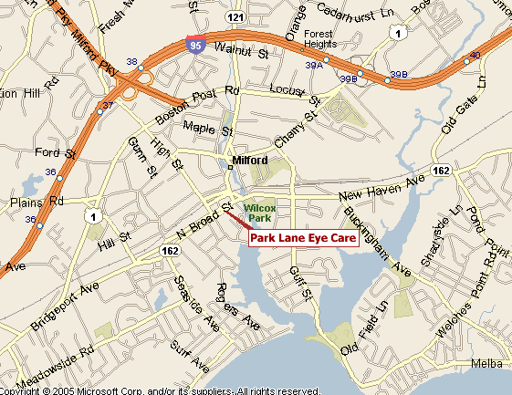 Park Lane Eye Care, Milford, CT